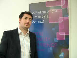Eric Marcos - Gerente de Canais e Negócios - Magic Software Brasil