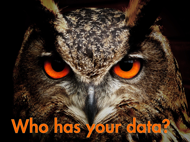 owl who has your data