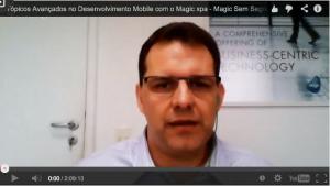 Tópicos Avançados no Desenvolvimento Mobile utilizando Magic xpa