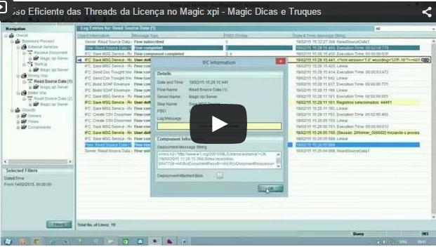 Uso Eficiente das Threads da Licença no Magic xpi