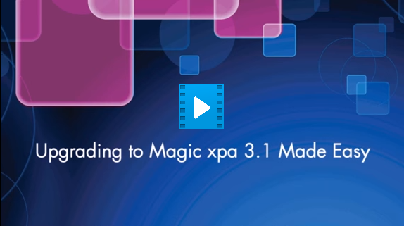 Magic 3.1 Upgrade Manager