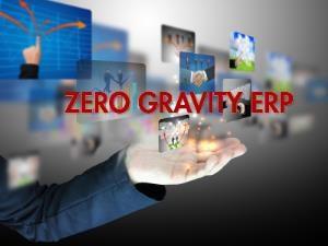 ERP de gravidade zero