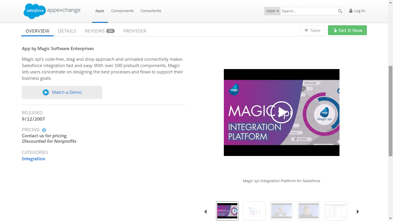 Novidades do Conector Salesforce Magic xpi 4.5a